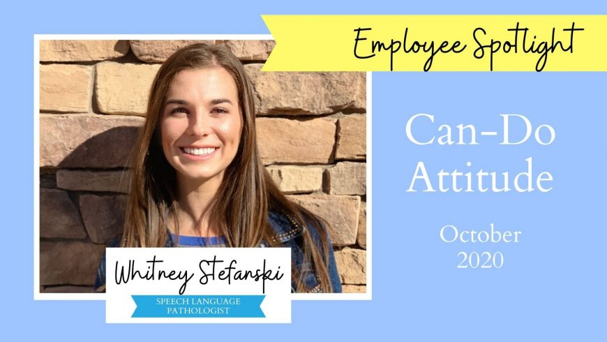 Employee Spotlight – Whitney Stefanski