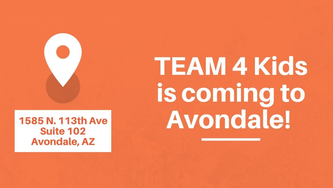 Coming Soon to Avondale