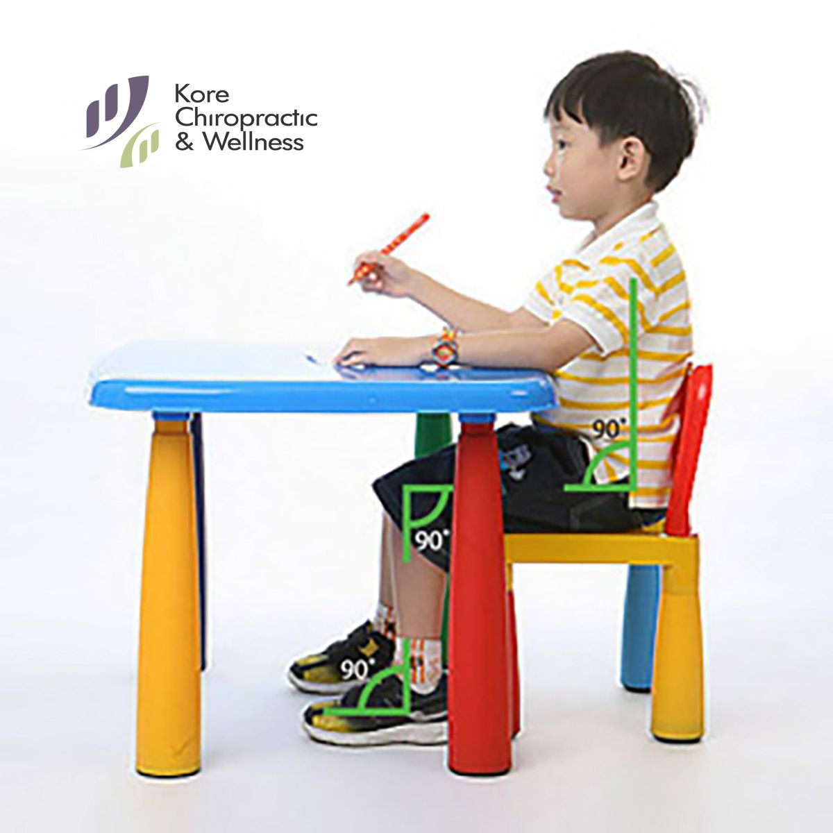 What is Postural Stability? How to Improve Child's Posture While Sitting