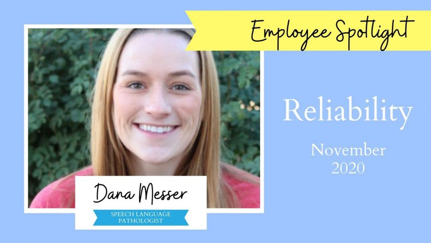 Employee Spotlight – Dana Messer