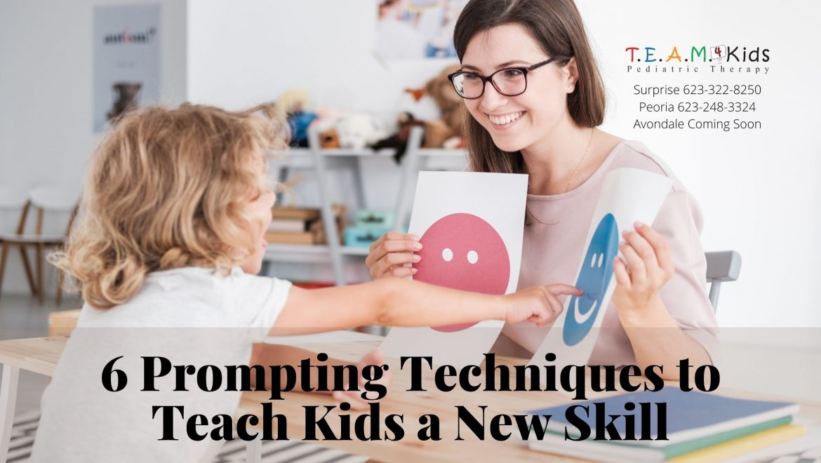 6 Prompting Techniques to Teach Kids a New Task