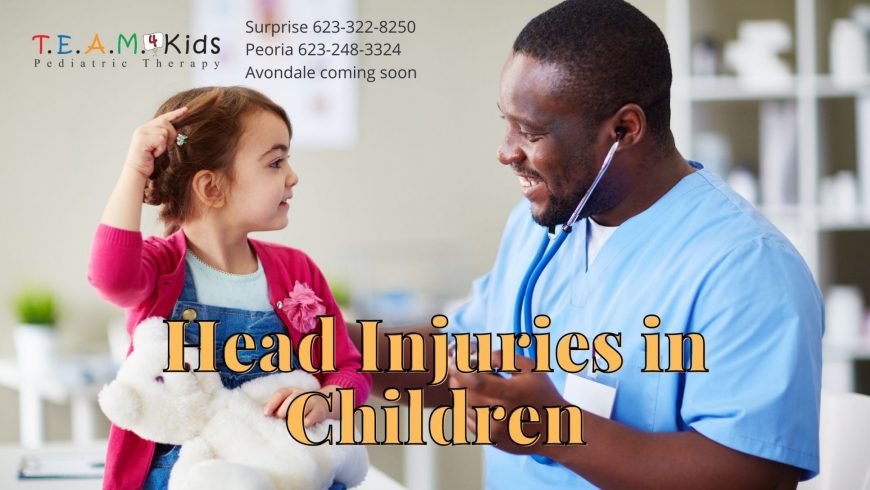 Head Injuries in Children