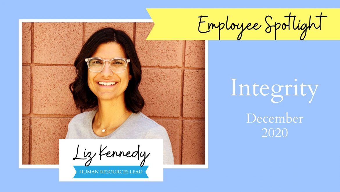 Employee Spotlight – Liz Kennedy