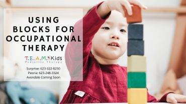 How to Use Building Blocks for Occupational Therapy