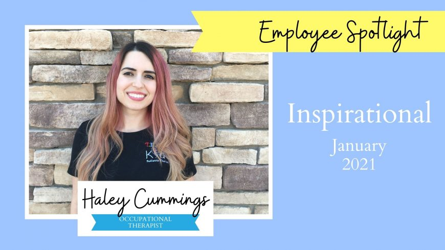 TEAM 4 Kids Employee Spotlight – Haley Cummings