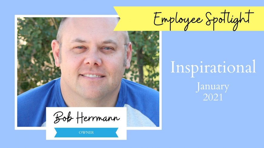 TEAM 4 Kids Employee Spotlight – Bob Herrmann