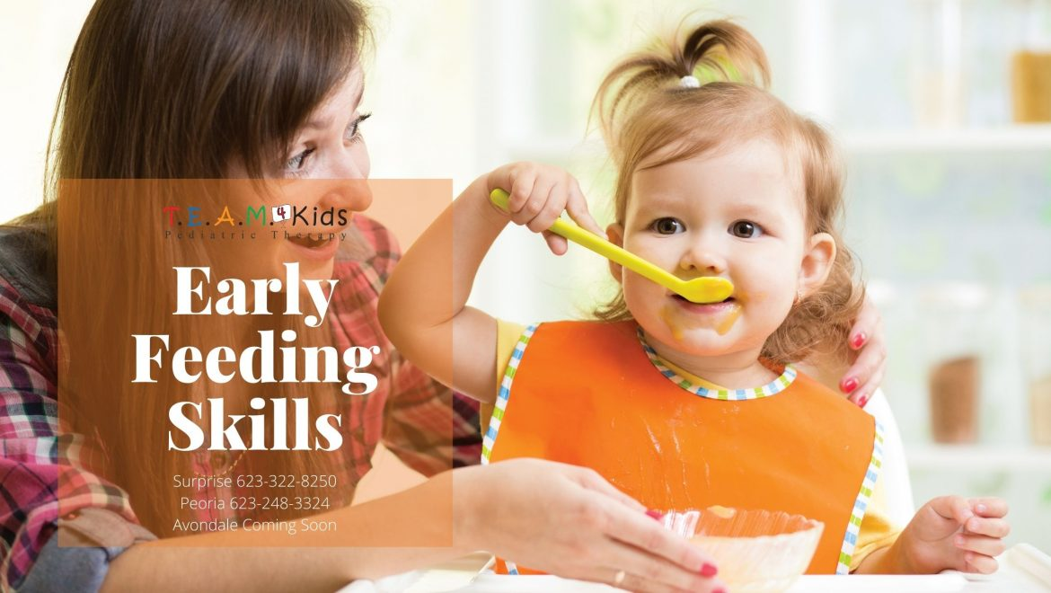 Early Feeding Skills