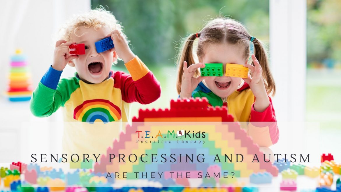 My Child Has Sensory Sensitivities, Does That Mean They Have Autism?