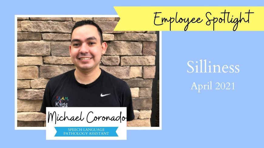 Employee Spotlight – Michael Coronado