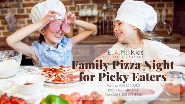 Family Pizza Night Made Easy for Picky Eaters