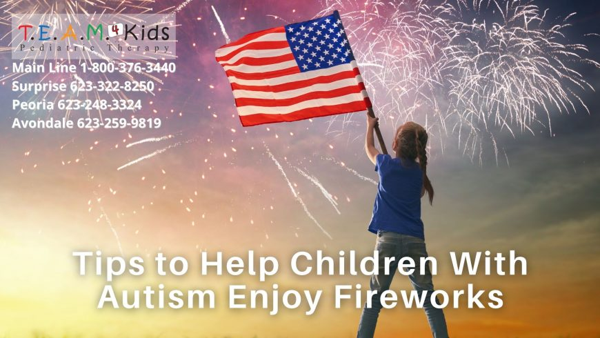 7 Tips to Help Children With Autism Enjoy Fireworks this Fourth of July