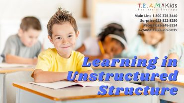 Learning in Unstructured Structure