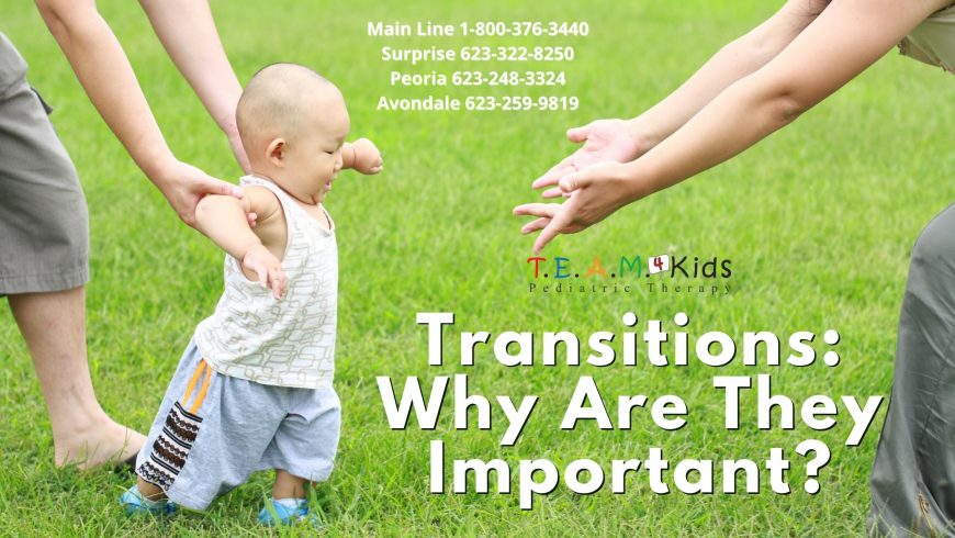 PT Transitions: Why Do They Matter?