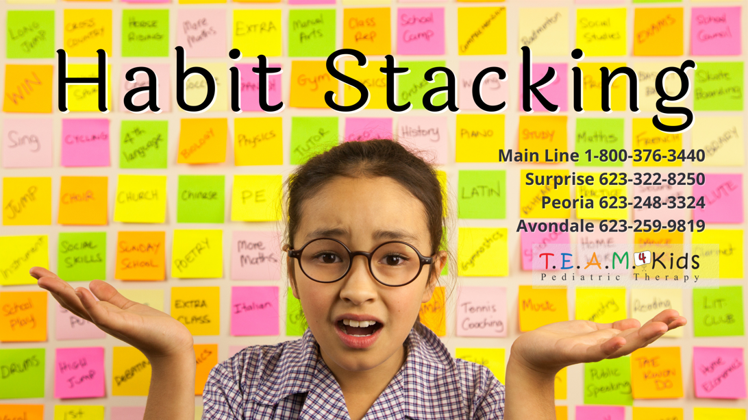 Habit Stacking: Never Forget Your Home Program Again!