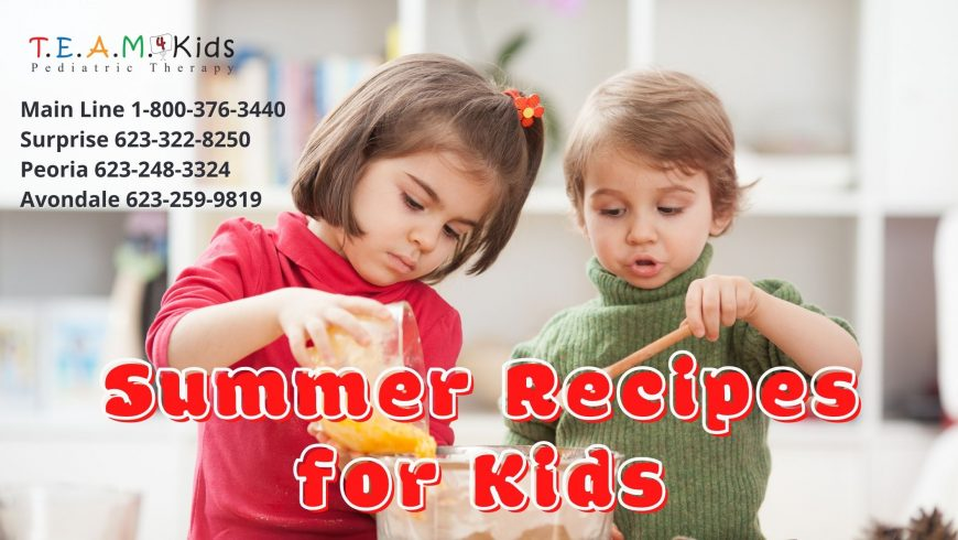 Fun Summer Recipes for Your Picky Eater