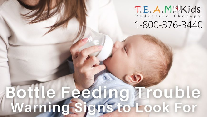 Bottle Feeding Trouble – What Do I Look For?